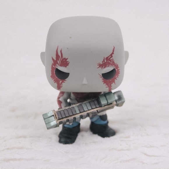 Funko Other - Funko POP Guardians of the Galaxy Drax Collectible